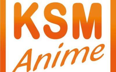 Anime satt mit KSM Anime!